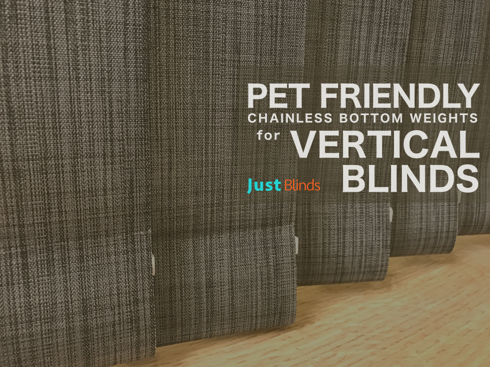 Pet Friendly Vertical Blinds