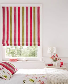 Roman Blinds Preston