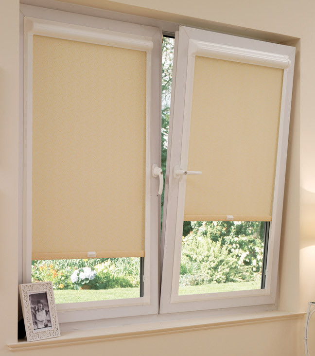 Perfect Fit Blinds For Tilt and Turn Windows