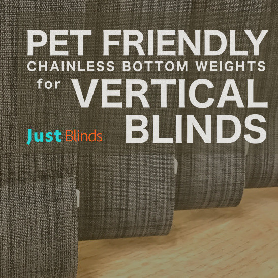 pet friendly vertical blinds