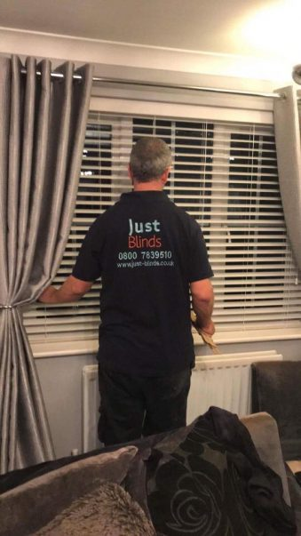 Blinds Fitted on The Wirral