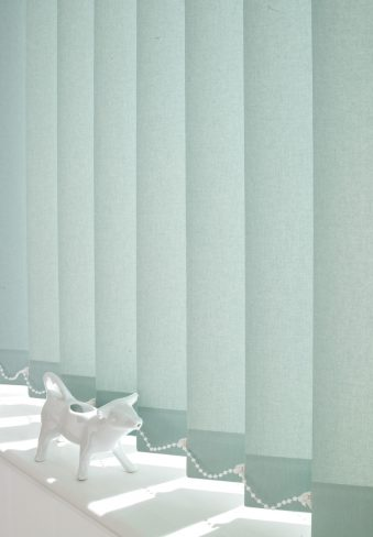 vertical blinds on The Wirral