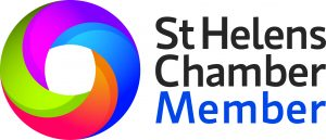 Just Blinds are St Helens Chamber Members