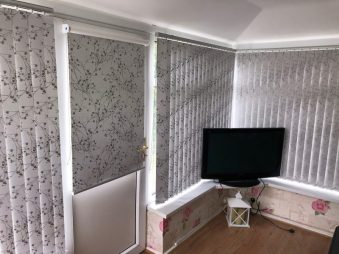 Conservatory blinds on The Wirral