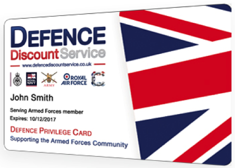 Defence Discount Blinds