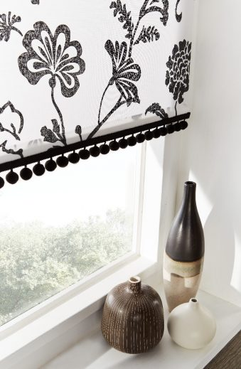 roller blinds made to measure on the wirral