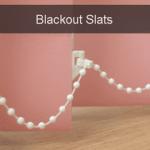 blackout vertical blind slats